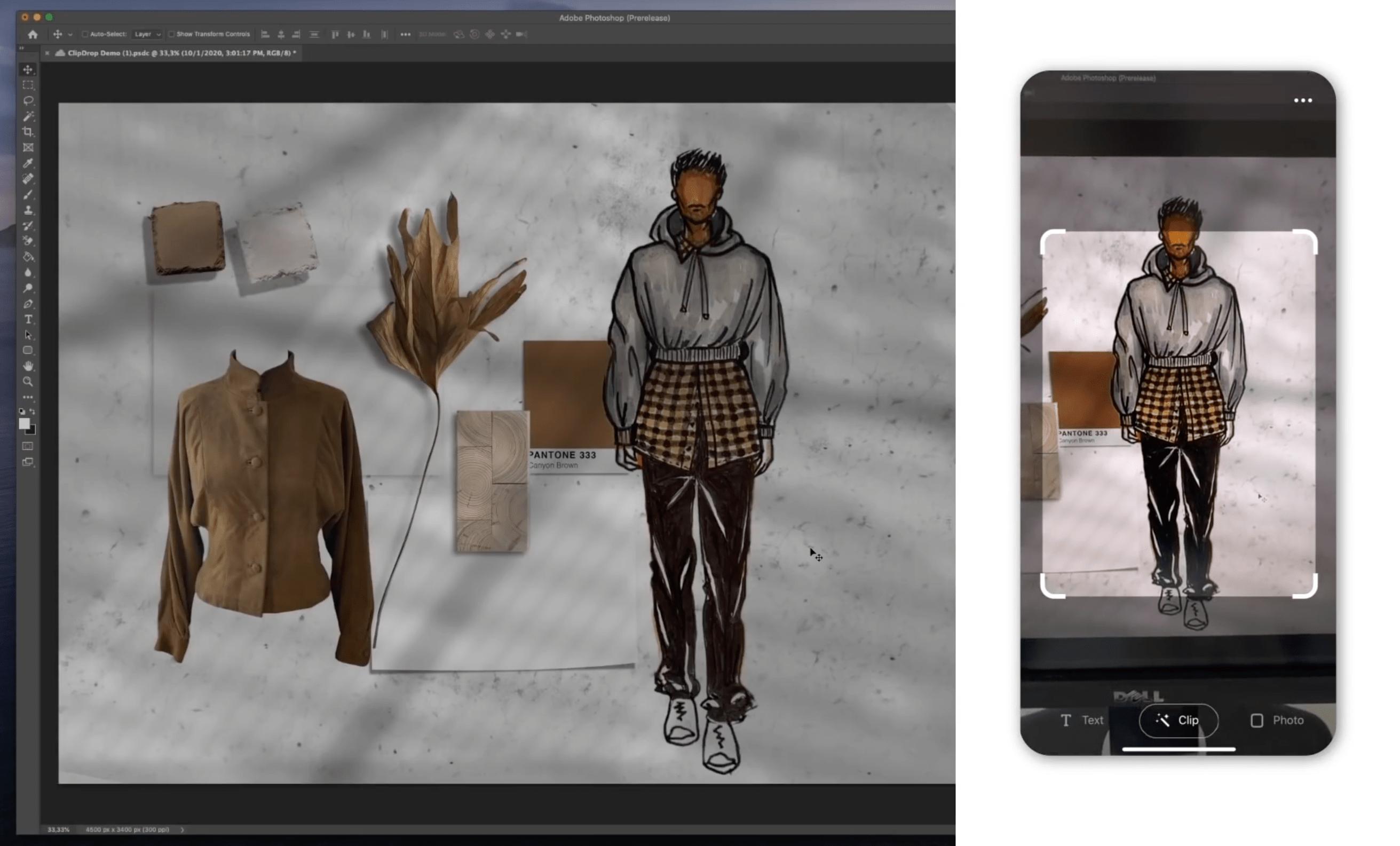 AR Copy Paste ClipDrop App Demo
