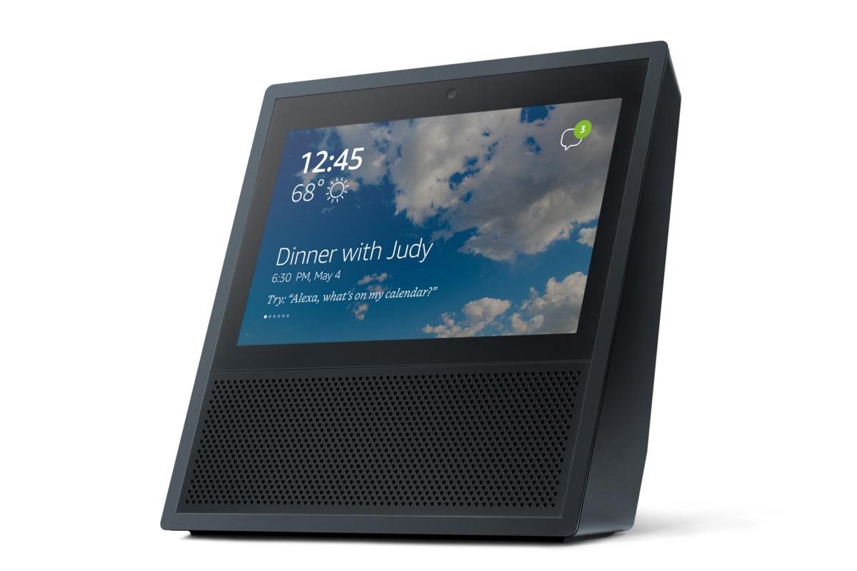 amazon echo smart speaker